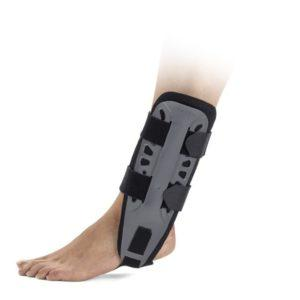 Ortezy, but na gips
